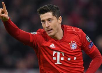 Lewandowski celebra el regreso de la Bundesliga