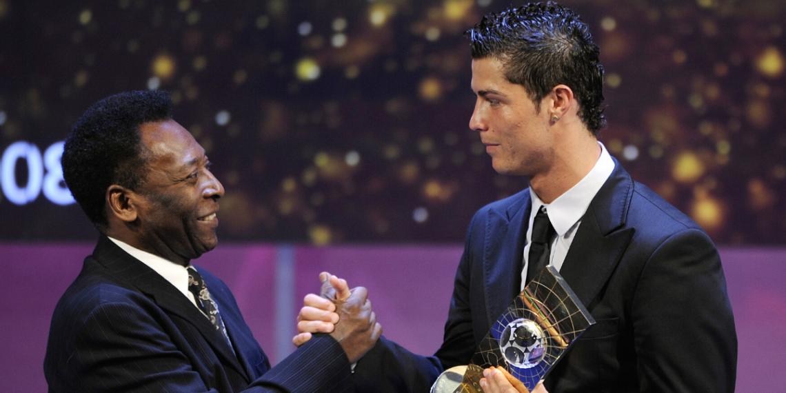 Cristiano Ronaldo quiere superar a Pelé, cuenta Gary Neville