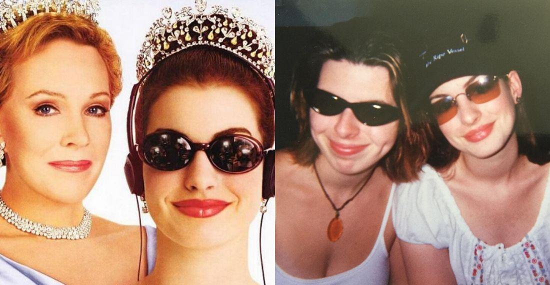 Así luce ahora Lilly de 'El Diario de una Princesa'