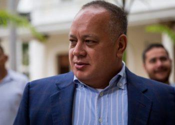 Amenaza Diosdado Cabello