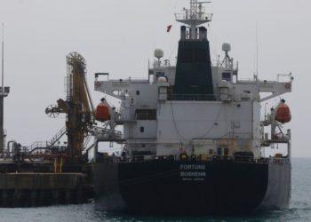 Estados Unidos Irán gasolina Venezuela detener buques iraníes