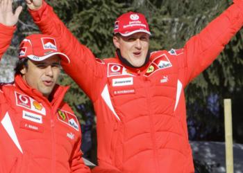 La historia de Schumacher con Ferrari dejó cinco títulos mundiales