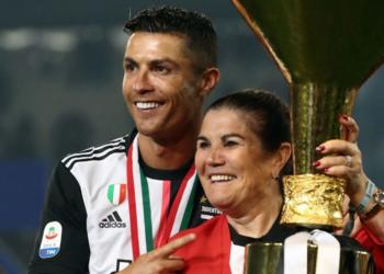 El regalo de Cristiano a su madre fue un auto de casi 100.000 euros