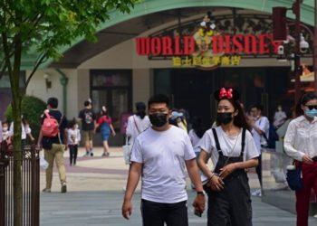 Disneyland Shanghái