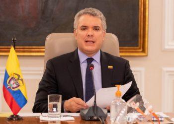 aislamiento obligatorio en Colombia