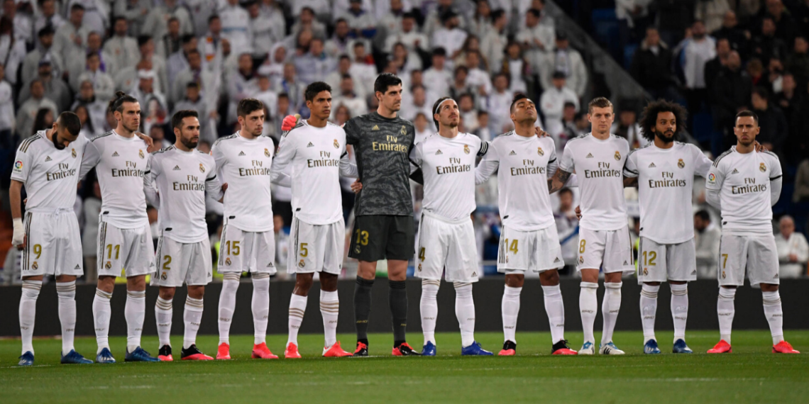 El Madrid no jugará en el Bernabéu por un tiempo