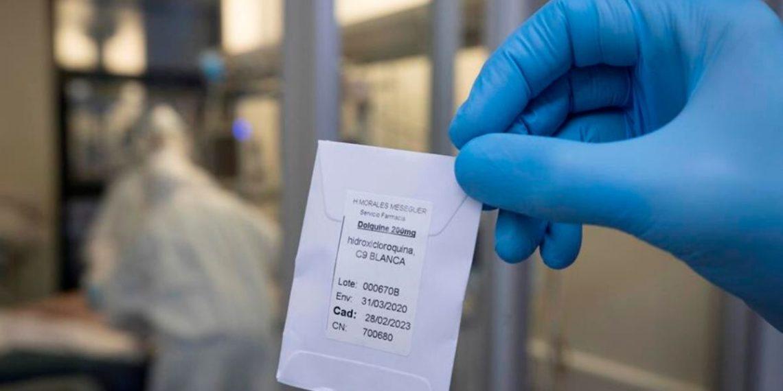 hidroxicloroquina COVID-19