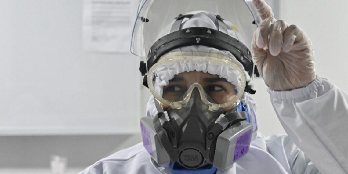 Coronavirus enfermedad laboral