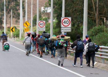 arma biológica inmigrantes