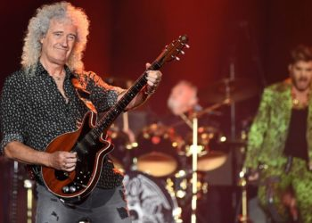 Queen Brian May