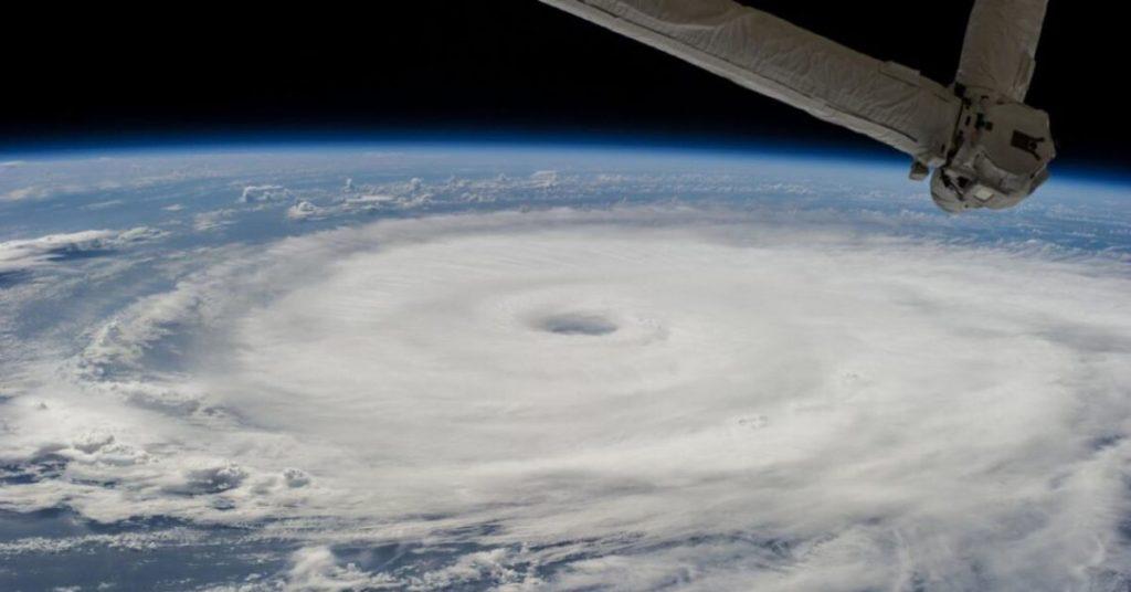 temporada de huracanes del Atlántico y el calentamiento global