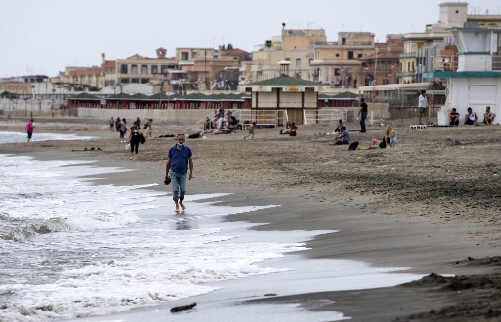 Reapertura de la economía ante el coronavirus en Italia
