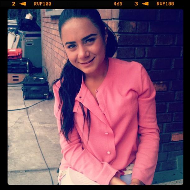 Johanna Fadul antes de ser famosa