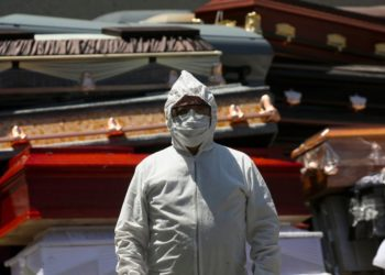 coronavirus en ciudad de México