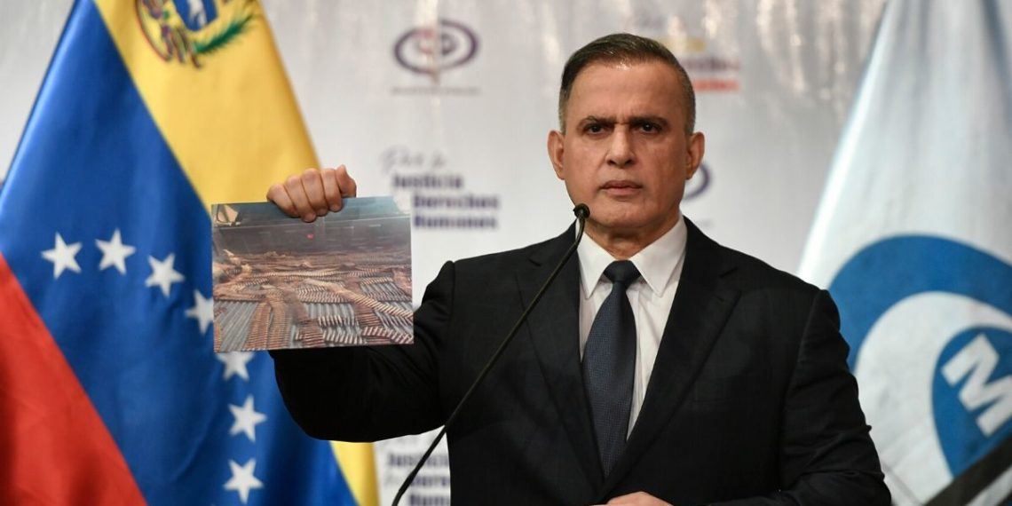 Luke Denman y Airan Berry. Masacre en carcel venezolana. Fiscal William Saab