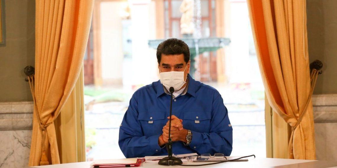 Maduro acusa a Duque