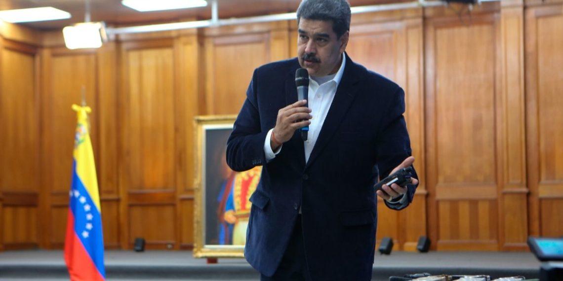 Maduro Colombia