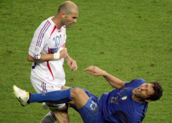 La final de Alemania 2006 siempre será recordada por el duelo entre Materazzi y Zidane