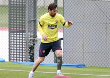 Messi hace un aporte importante en la lucha contra la Covid-19 en Argentina