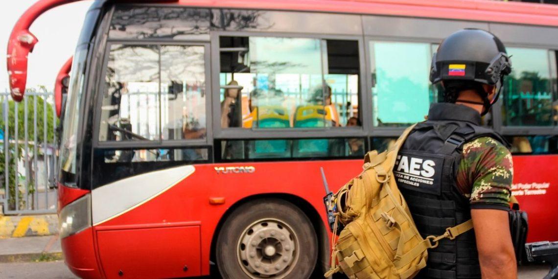ONG detenciones
