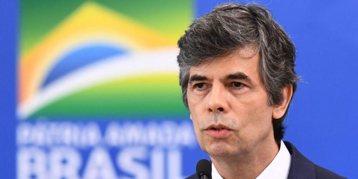 ministro de Salud de Brasil