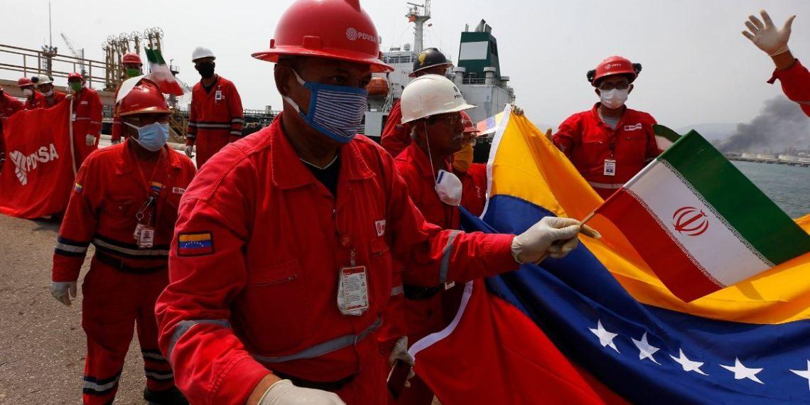 Story Irán producción gasolina venezuela
