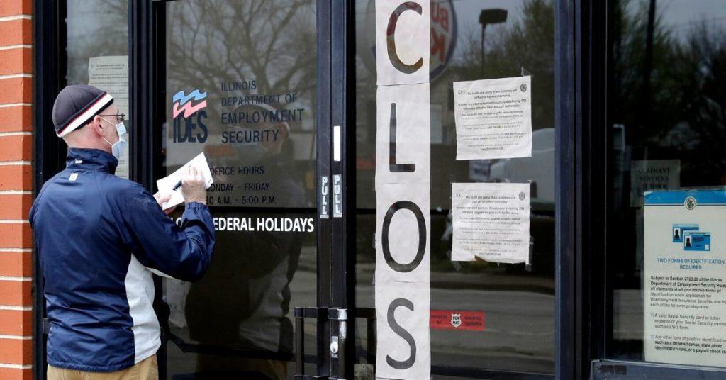 subsidio al desempleo en EE.UU.