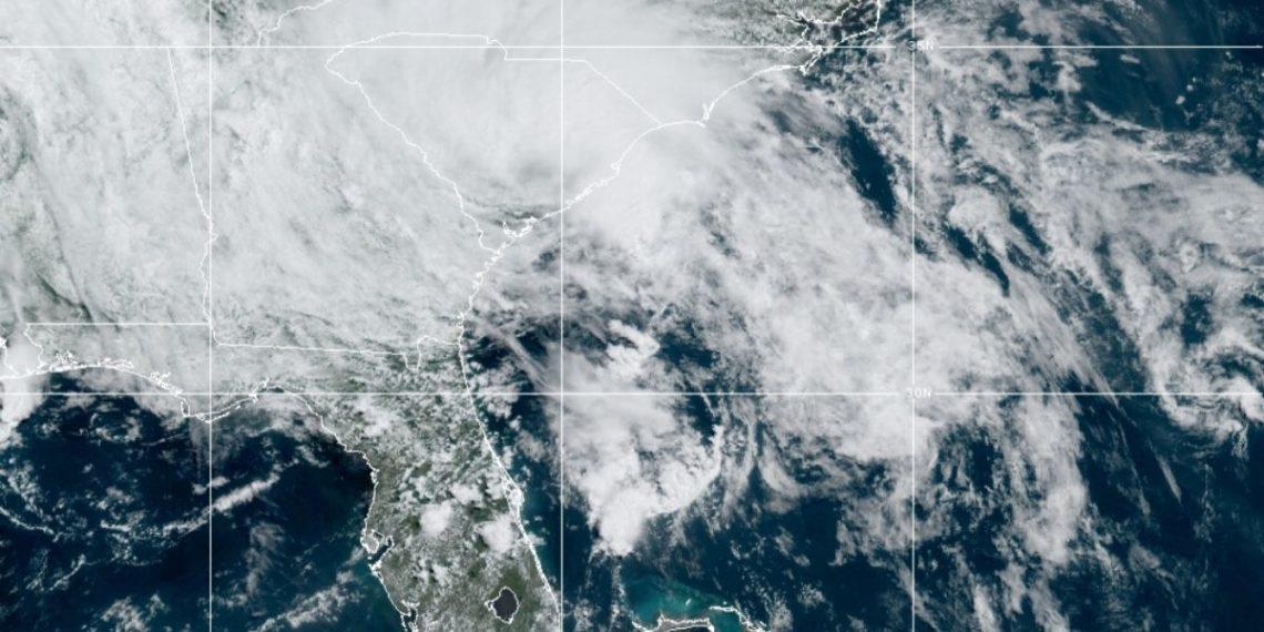 Tormenta tropical Bertha