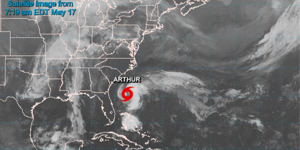Foto: National Hurricane Center