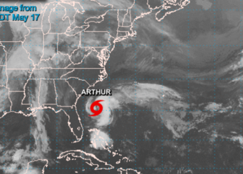 Foto: National Hurricane Center