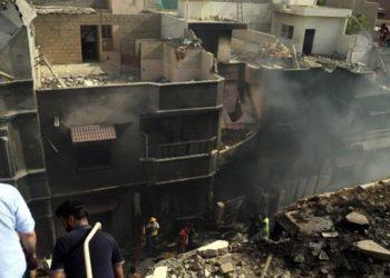 AccidenteAccidente de un avión en Pakistánen avión Pakistán