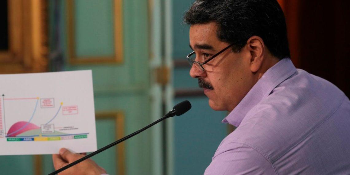 Maduro Conferencia de Donantes