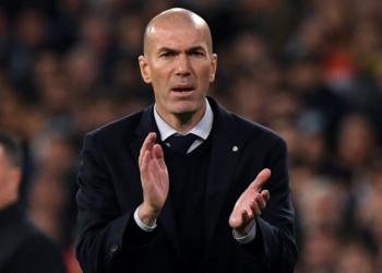 Zidane habla de la vuelta del Real Madrid a los entrenamientos