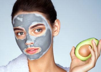 Mascarilla de aguacate para el cuidado de la piel