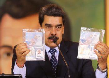 "Asesor de Juan Guaidó admite haber firmado contrato ""exploratorio"" para eventual captura de Maduro"