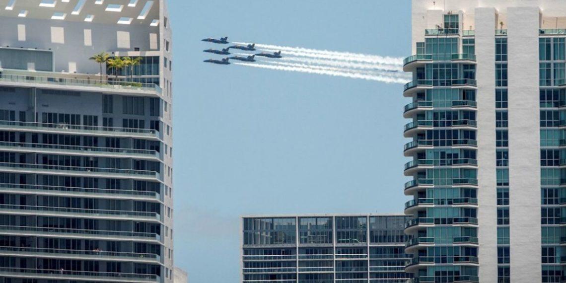aviones militares Florida