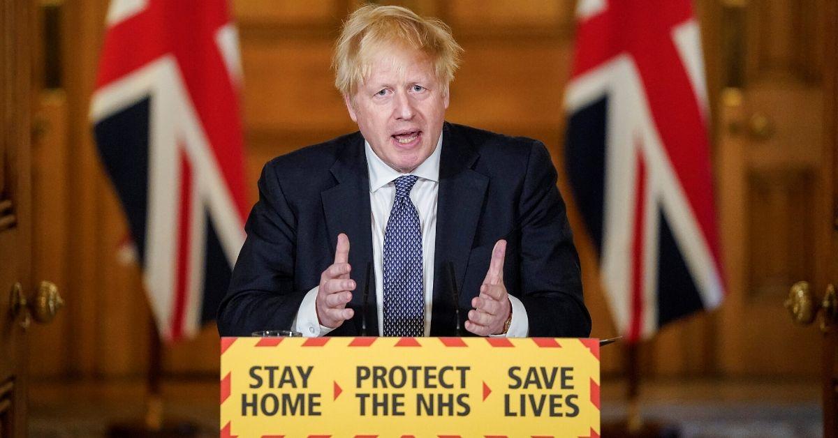 Boris Johnson anuncia su plan de desconfinamiento