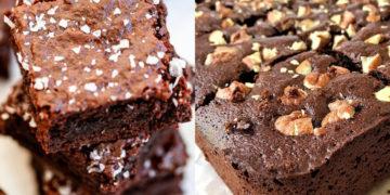 brownie saludable