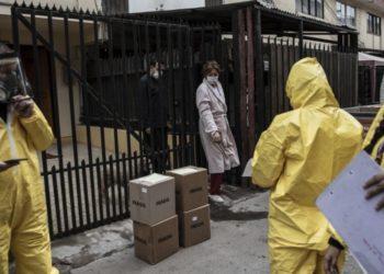 Chile muertes coronavirus