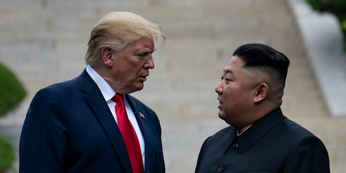 """Donald Trump """"contento"""" por la reaparición de Kim Jong Un"""