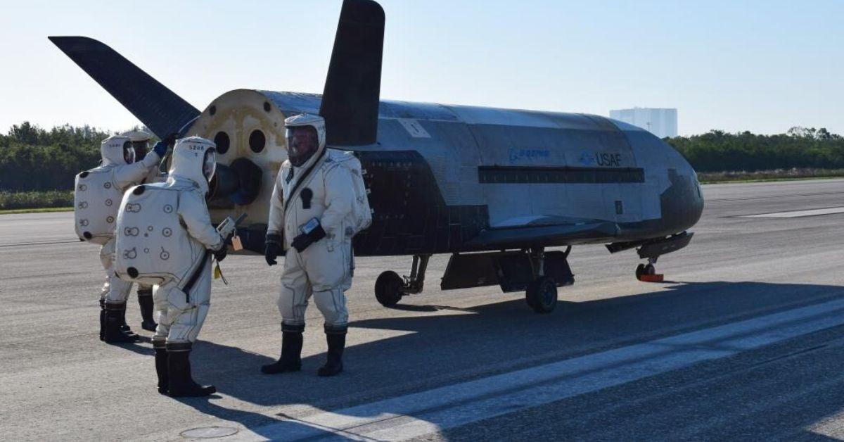 dron espacial es lanzado por ejército de Estados Unidos