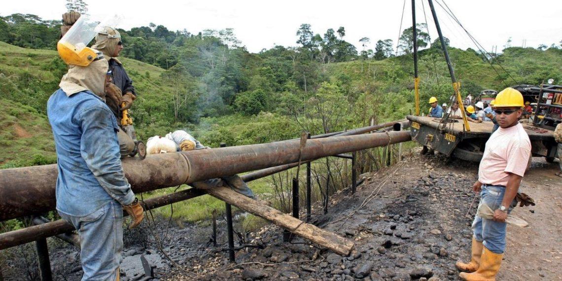 Explotación Amazonas