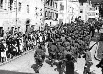 Fin de la Segunda Guerra Mundial en Europa