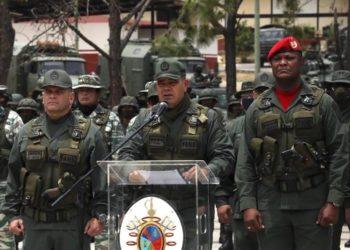 Macuto incursión armada Venezuela