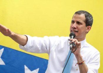 Juan Guaidó y la Operación Gedeón