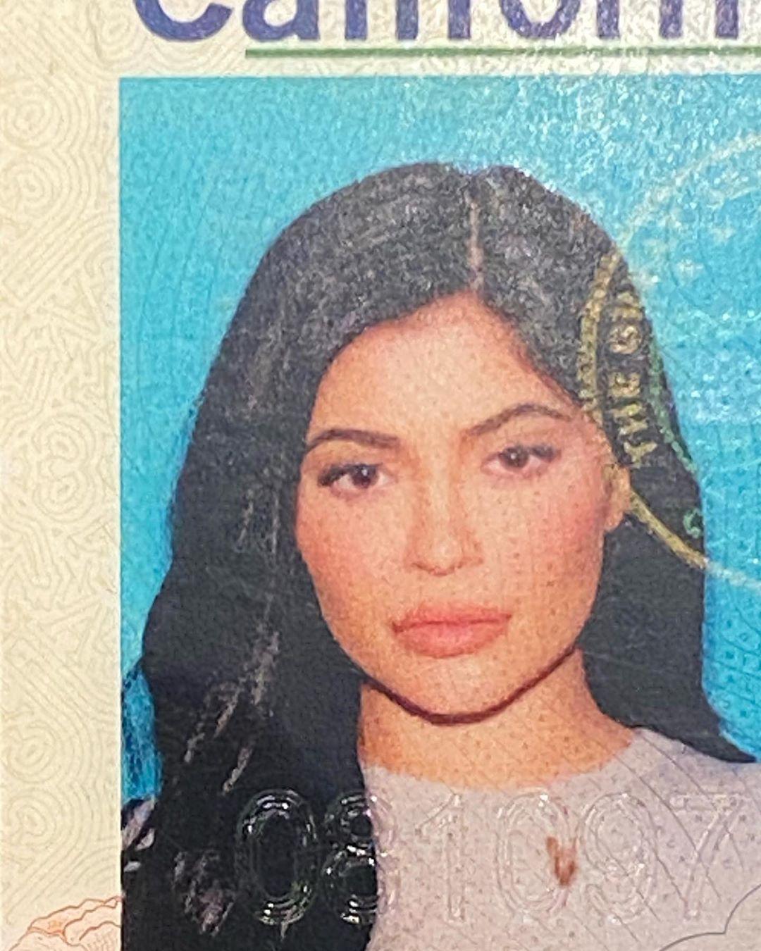 licencia de Kylie Jenner