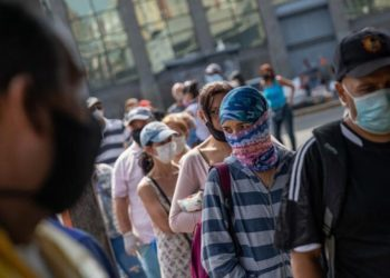 la cuarentena en Venezuela