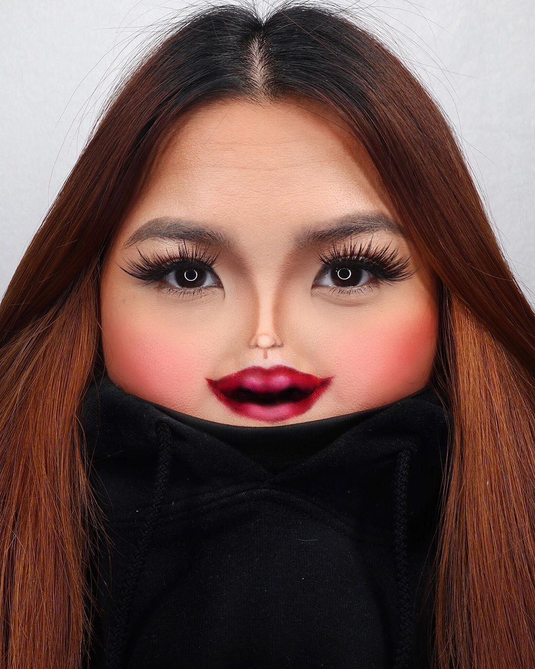 desafío de maquillaje