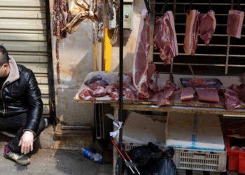 Mercados de animales China