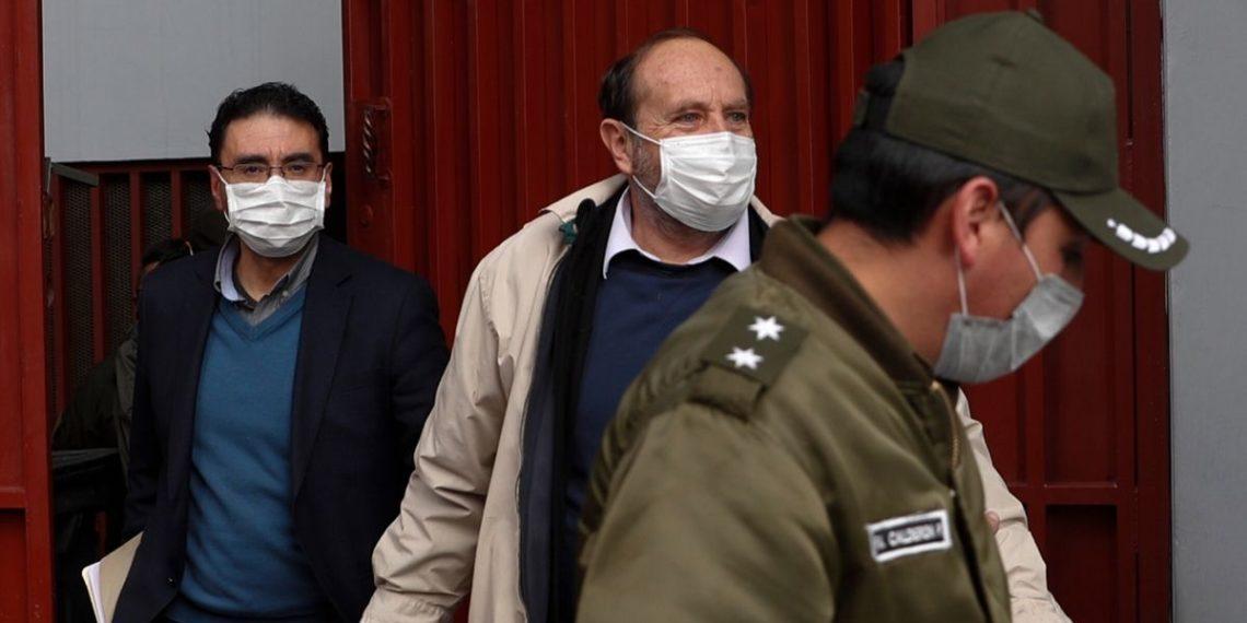 Exministro de Salud de Bolivia enviado a la cárcel
